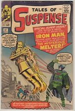 TALES OF SUSPENSE #47, MARVEL COMICS 1963, VG/VG+ CONDITION
