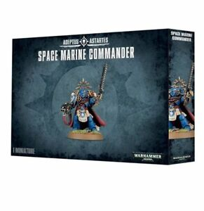 Space Marine Force Commander - Multi Choice Bits