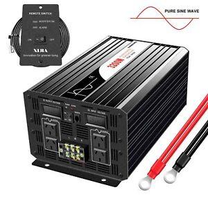 3200wpeak6400W DC 12/24/48V to AC240v Pure Sine Wave  Solar power  inverter