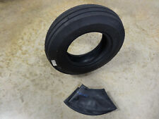 New 4.00-9 Carlisle Rib Implement Tire With Tube Hay Rakes Farm Implement 518249