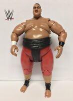 WWE YOKOZUNA WRESTLING FIGURE CLASSIC SUPERSTARS SERIES 4 JAKKS 2004 WWF