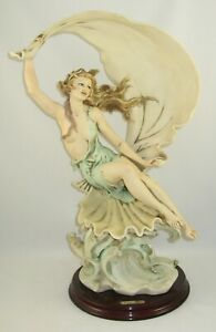 "Giuseppe Armani Limited Edition 1861/5000 Figurine ""WINDSONG"" 904C / NO Box"