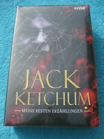 JACK KETCHUM Meine besten Erzählungen FESTA Verlag limitiert 999 NEU&OVP RAR