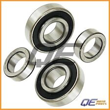 2 Rear Toyota Van 1986 1987 - 1989 From 8/85 Rear Wheel Bearing Kit 0442130030