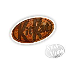 Kit Rat Rusty Fun Humour Car Van Stickers Decal Funny Bumper Sticker Label kat