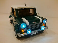 Lightup kits for Lego Creator - 10242 - Mini Cooper - (car not included)