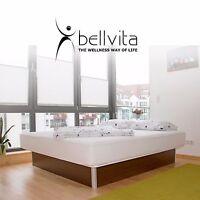 bellvita komplett Softside XL Wasserbett DUAL mit Aufbau + Sockel vom Hersteller