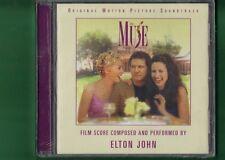 THE MUSE OST COLONNA SONORA LA DEA DEL SUCCESSO ELTON JOHN CD NUOVO SIGILLATO