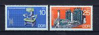 ALEMANIA/RDA EAST GERMANY 1975 MNH SC.1623/24 Leipzig spring fair