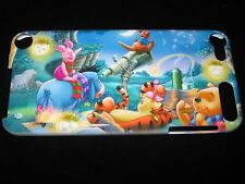 Pooh & Friends Hard Case for iPod Touch 5th Gen Nightime Picnic Piglet Eeyore +