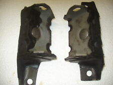 65 66 67 FORD GALAXIE ENGINE MOTOR MOUNT  MOUNTS  PAIR 289