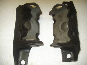65 66 67 FORD GALAXIE  MOTOR MOUNT  ENGINE MOUNTS  289