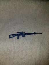 G.I. Joe ARAH COBRA SOLDIER Dragunov Rifle gun Dark Blue