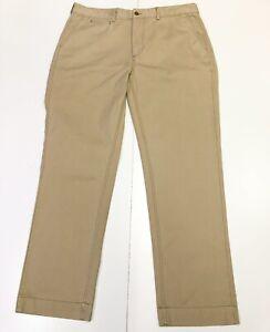 Ralph Lauren Men's Standard Isuue Classic Fit Chino.size:36w-34L