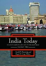 India Today [2 volumes]: An Encyclopedia of Life in the Republic-ExLibrary