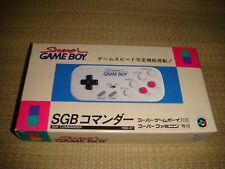 Hori SGB Commander Super Game Boy SFC SNES Japan pad Controller famicom NEW