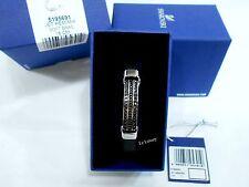 Swarovski Express Bracelet, M  Black Men/Unisex Crystal Authentic 5195691