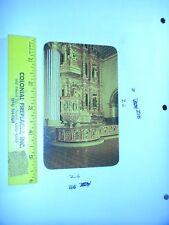 Cupulas del Templo de Sto Domingo Oaxaca Main Altar Pulpit Church temple gold