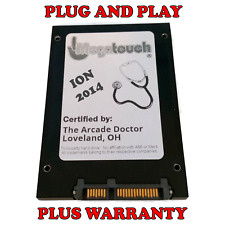 Megatouch ION 2014 SATA SSD Flash Memory Replacement Hard Drive Evo, Aurora, Rx