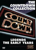 COUNTDOWN - LEGENDS THE EARLY YEARS - NEW & SEALED REGION 4 DVD