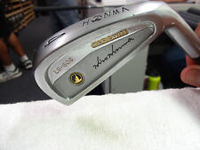Honma LB-606 H&F Cavity Back #4 Iron Original Graphite R-2 Regular Flex