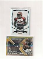 Chad Ochocinco 2009 Bowman Sterling REFRACTOR Jersey Card #091/199 SP LOT x 2