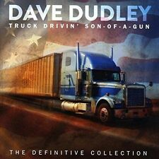 Definitive Collection Dave Dudley Audio CD