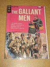GALLANT MEN #1 VF- (7.5) GOLD KEY COMICS AUGUST 1954