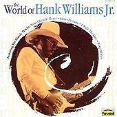 WILLIAMS JR - World of Hank Williams Jr.