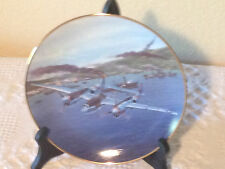 HC Collector Plates: Fighter Planes (P-38F Lightning)
