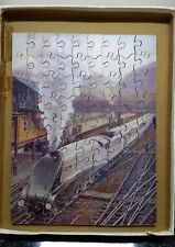 Complete Hayter Vintage Victory Wooden Jigsaw Puzzle The Silver Link 80 pcs