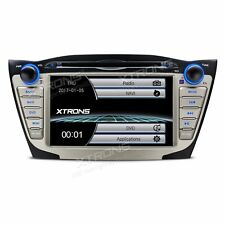 "Autoradio 7 "" DVD Hyundai Tucson IX35 Wifi Bluetooth Navigator Befehle Lenkrad"