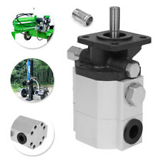 Hydraulic Log Splitter Pump 11gpm 2 Stages Hi Lo Gear Pump Logsplitter Best