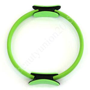 Dual Grip Pilates Ring Body Sport Fitness Magic Circle Weight Exercise Yoga Kit