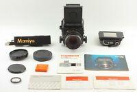 【MINT】MAMIYA RB67 Pro S + SEKOR C 127mm f/3.8 +120 filmback from JAPAN #339