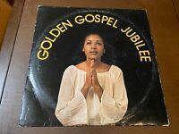Golden Gospel Jubilee~2LP COMP~Blind Boys, Sister Rosetta, Staple Singers~Soul