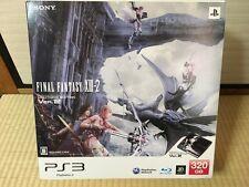 PlayStation 3 (320GB) FINAL FANTASY XIII-2 LIGHTNING EDITION Ver.2 (CEJH-10020)