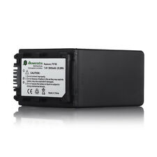 3900mAh Li-ion Battery For Sony NP-FV100 NP-FH30 NP-FH50 NP-FH60 NP-FH70 NP-FP90