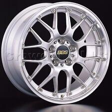 BBS 18 x 8 RSGT Car Wheel Rim 5 x 112 Part # RS910EDSPK