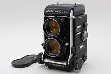 [Exc++++] Mamiya C330 Professional TLR Camera w/105mm Lens from Japan #5709