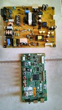 New listing Lg Power Board Eax64905401(1.7) and Lg Eax65049107 1.0 Main Board.