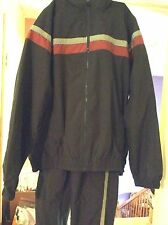 $95 Roundtree and Yorke Performance Wear Brown and 100% Poly Mens Xlt Nwt Q-662
