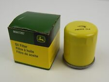 New in Box Genuine John Deere MIA11787 Oil Filter OEM JS46 lawn tractor