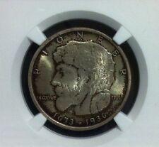 1936 Elgin Commemorative Silver Half Dollar - NGC MS 65