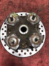2Pcs Front Brake Disc Rotors For 2005-2007 SUZUKI King Quad 700 LTA700X 4x4