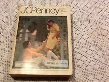J C Penney Catalog Spring And Summer 1981