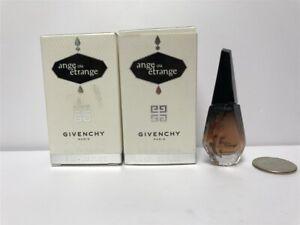 Lot of 2 Ange ou Etrange by Givenchy 0.13 oz/4ml Eau de Parfum Splash Mini