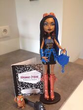 Monster High Robecca Steam Doll 1 Wave 1 Edition
