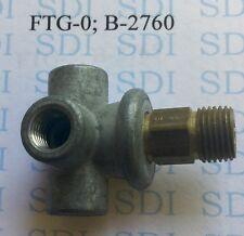 Bijur Units FTG-0; B-2760