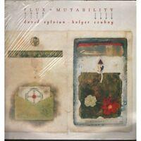 David Sylvian ∙ Holger Czukay Lp Vinile Flux + Mutability Virgin VE43 Sigillato